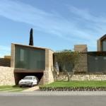 Casa A façana