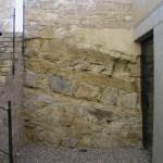 mur natural de contenció