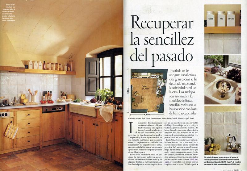 El Mueble - Cocinas y Baños nº7 - Auquer Prats