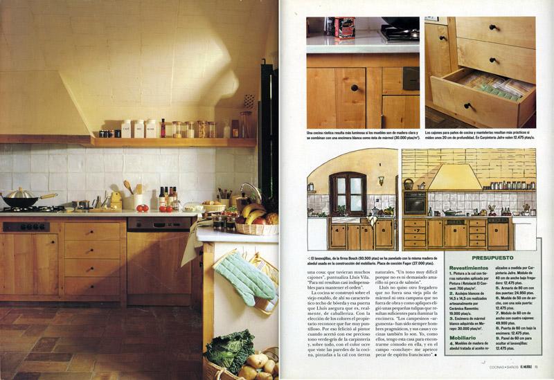 El mueble cocinas y ba os n 7 auquer prats - El mueble cocinas y banos ...