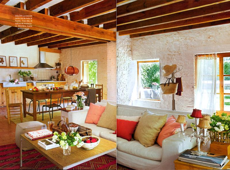 El mueble casas de campo n 118 auquer prats - Muebles para casa de campo ...